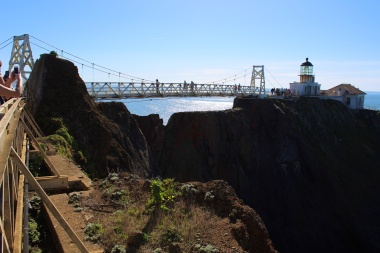 Point Bonita Lighthouse (Golden Gate National Recreational Area)